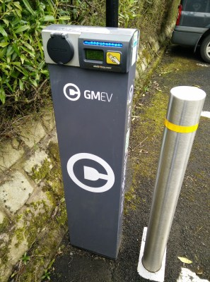 GMEV-Chargepoint