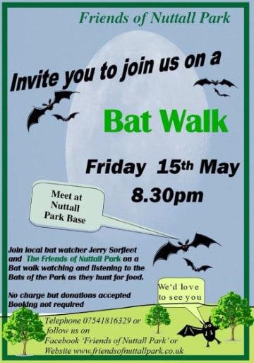 Bat Walk Poster