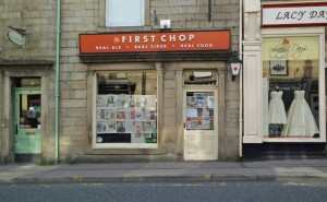 The First Chop on Bolton Street