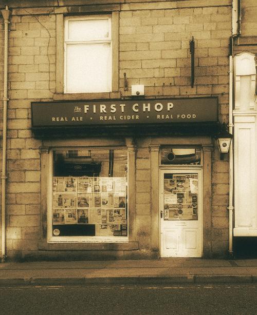 First Chop Closed