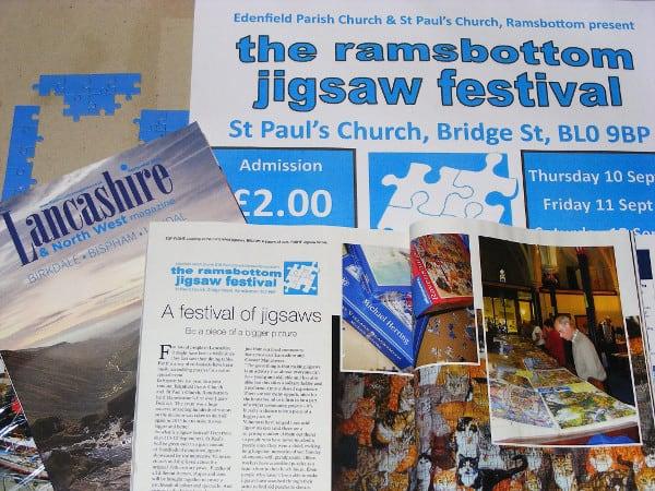 Ramsbottom Jigsaw Festival