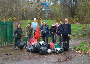 Litter Pick Day Two