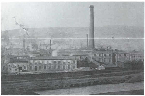 Old Photo of Mill Early 20th Century