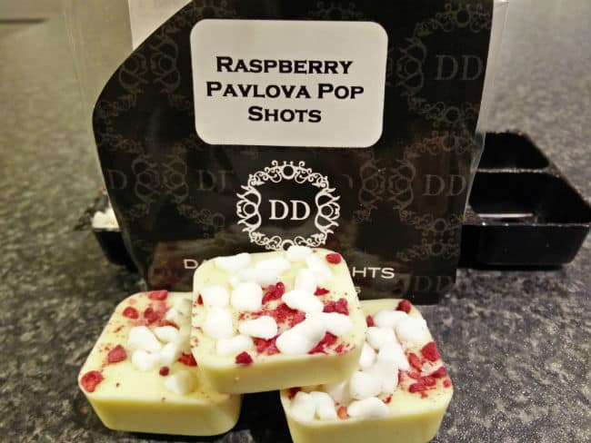 Raspberry Pavlova