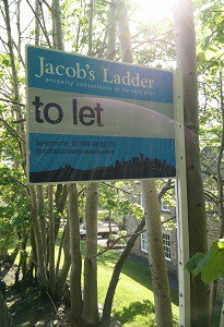 Jacobs Ladder Letting Agents Sign