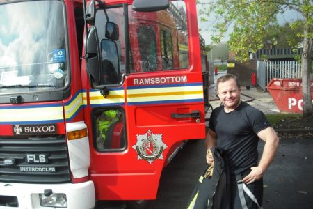 Simon Holland Fire Engine