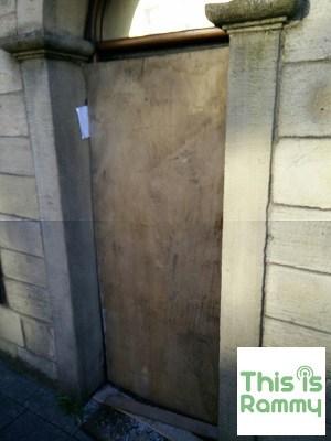 Venetian Hideaway Fire Door
