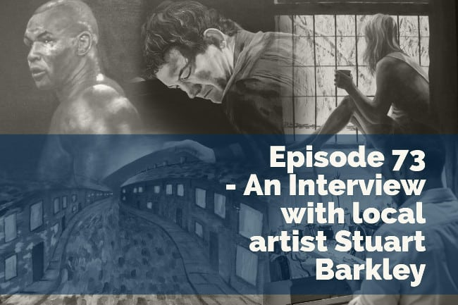 Episode 73 an Interview with Stuart Barkley